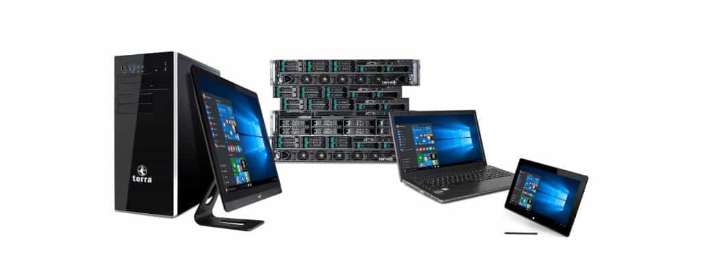 TERRA PC,LCD,SERVER,NB,PAD