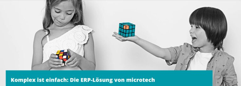 microtech ERP-Lösung
