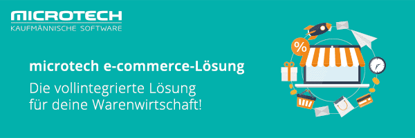 microtech e-commerce Lösung
